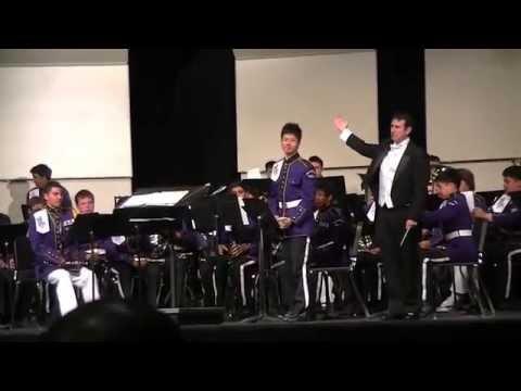 Archbishop Riordan High School Wind Ensemble 2014 Spring Concert - 05/08/2014