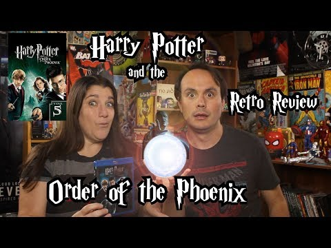 Harry Potter And The Order Of The Phoenix (2007) Retro Review | SPOILERS