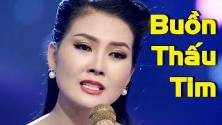 Hoa Hậu KIM THOA Hát Bolero Hay Nhất 2018 | LK Nhạc Vàng Bolero BUỒN THẤU TIM Randy Kim Thoa