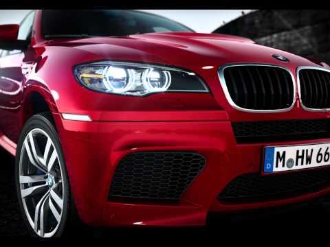 2013 BMW X6 M рестайлинг, promo-видео 1