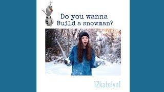 """Agatha Lee Monn Video - """"Do You Want to Build a Snowman?"""" Fan Video"""