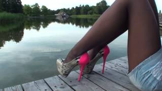 HIGH HEELS AND NATURE BY TAMIA