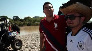 Calibre 50 Video - Calibre 50 - El Inmigrante (Detras de Camaras)