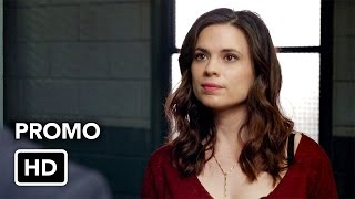"Conviction (ABC) ""Their Mission"" Promo HD"