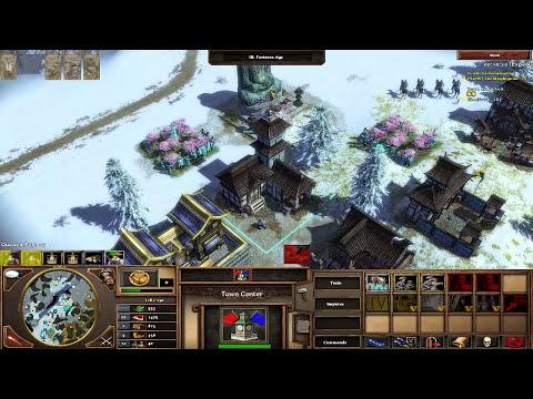 [M93] Age of Empires 3- Japanese vs. British