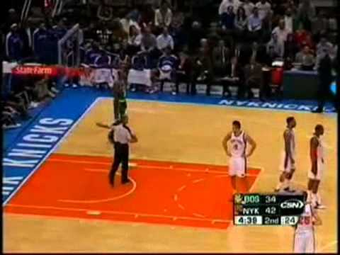 The NBA's stupid new rule - KG ejected