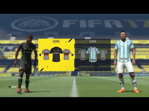 FIFA 17 - Rest of the World Team Ratings & Kits