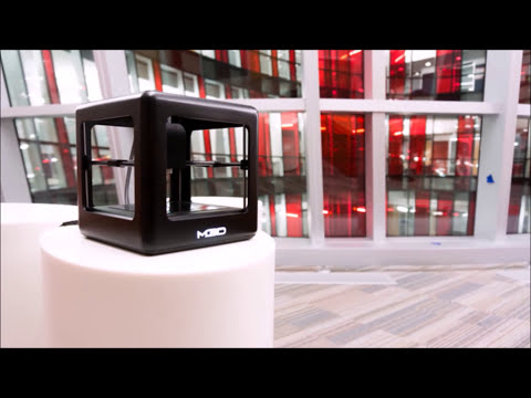 The Micro: A $200 3D-Printer!