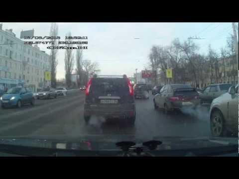 ДТП Воронеж Московский проспект 13.03.2013