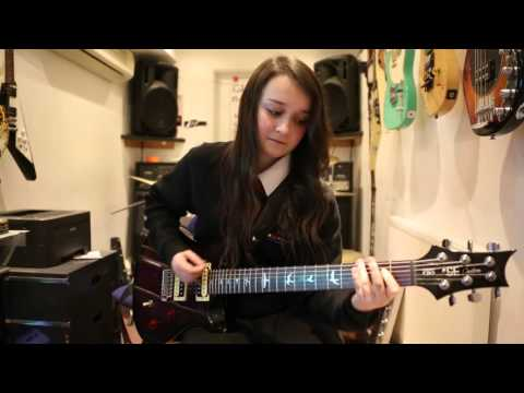 Afterlife Avenged Sevenfold Guitar Cover By Freya