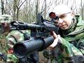 The Fort Airsoft War Scotland G36 M60 SPR M16