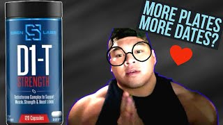 D1-T Strength by Sirenlabs Science Explained | Testosterone Booster