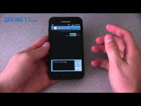 Official Android 4.1.2 Jelly Bean GB27 Update on Samsung Epic 4G Touch Review