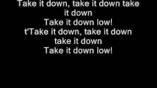 Akon Ft Chris Brown Take it down low(Lyrics).