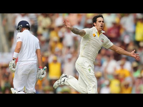 Mitch Johnson's thunderbolts