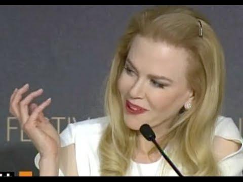 "Nicole Kidman of ""Grace of Monaco"" at CANNES Film Festival"