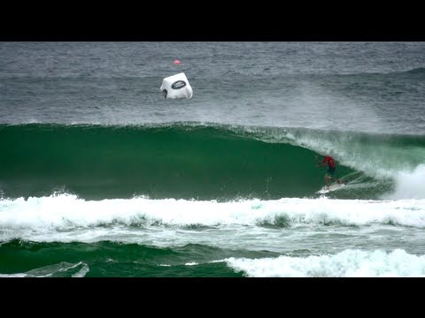 Quiksilver Pro Final 2013 - Kelly Slater Vs Joel Parkinson