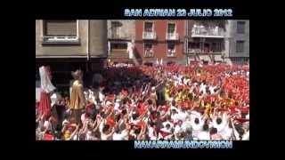 EL MEJOR HIMNO DE NAVARRA PARA ORGULLO Y HONOR DE TODOS LOS NAVARROS 2012