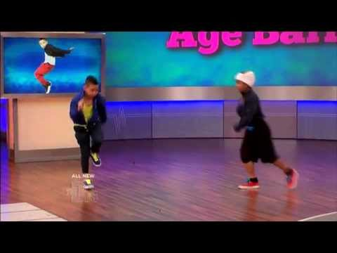 Preteen Breakdancers -- The Doctors video