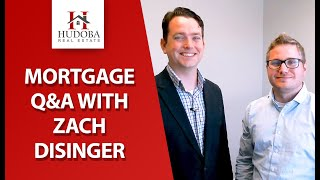 Kevin Hudoba: Talking With Zach Disinger About Interest and Mortgage Rates in Q4 of 2018