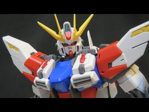 MG Star Build Strike Gundam (1: Parts & MS) Build Fighters Iori Sei's Gundam model review ガンプラ