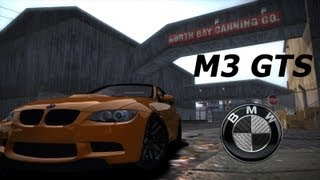 Need for Speed Most Wanted 2005 - BMW M3 GTS