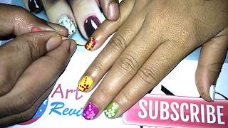 easy nail art designs for beautiful girls
