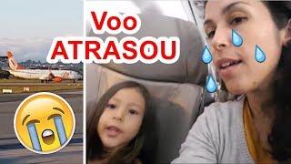 Nossa viajem para Manaus - Viajem de Avião com Criança