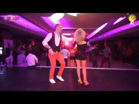 Anna Zidaru & Karimchata Bachatero Social Salsa  | 1.EIDC