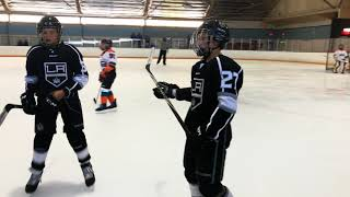 Jr Kings Bantam AA1 vs Wave Bantam AA2, August 27, 2017