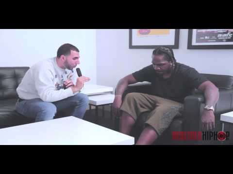 Pusha T Talks Big Sean, Common & Ric Flair (w/RealTalkHipHop.org) [User Submitted]
