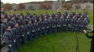 West Point Glee Club National Anthem Veteran 39 S Day November 11 2009 Espn
