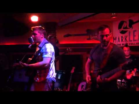 Mark Leach and the Blue Collar Valors ~ Tan Legs and Cowboy Boots
