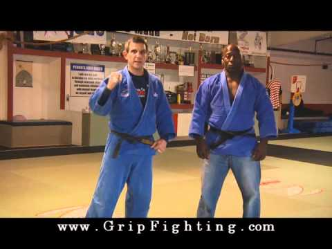 Jimmy Pedro and Rhadi Ferguson Tell The Truth About Judo and Grip Fighting Image 1