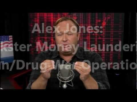 Alex Jones: Bankster's Money Laundering of Gun/Drug War Operations