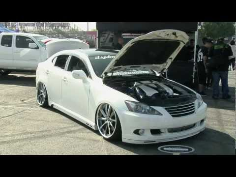CUSTOM Lexus IS 350 Supercharged How To Save Money And