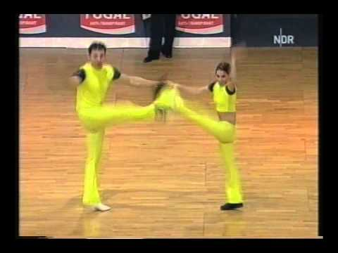Diane Eonin & Christophe Payan - Weltmeisterschaft 2002