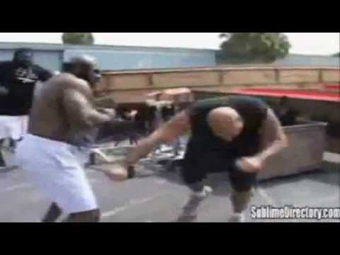 Kimbo slice the best street fights Image 1