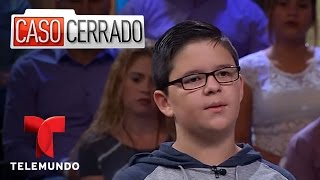 Caso Cerrado   He Wants Mom Stop Stripping 👠   Telemundo English