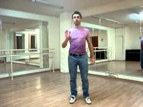 Клубные танцы 1. 1-й кач объяснение