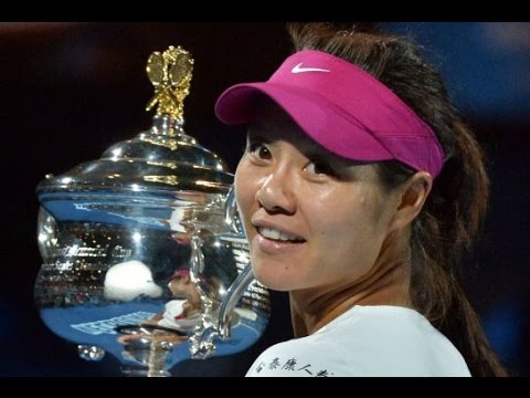 Li Na's Funniest Moments