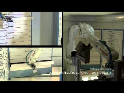 Willy Robot Farmacie Flavio Marani