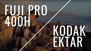Kodak Ektar 100 vs FujiPro 400 H | Mamiya RB67