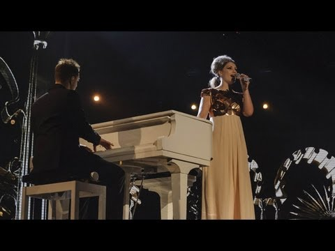 Ella Henderson sings Minnie Ripperton's Loving You - Live Week 2 - The X Factor UK 2012