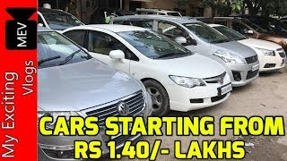 SECOND HAND CARS STARTING FROM RS 1.40/- LAKHS( ALTIS, CR-V, CRUZE, PASSAT, XUV 500, ERTIGA) DELHI