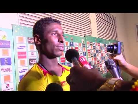 Post-match Interview: Guinea players - Orange Africa Cup of Nations, EQUATORIAL GUINEA 2015