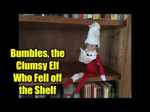 Santa must have sent us the clumsiest Elf from the North Pole! Watch as Evan discovers how to keep him safe.