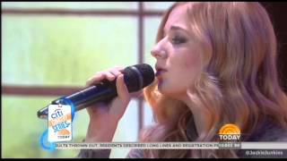 Jackie Evancho - Apocalypse on Today with Kathie Lee & Hoda