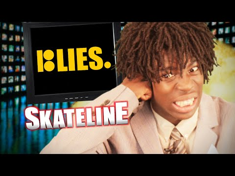 SKATELINE - Plan B True, Ryan Sheckler Lies, Grant Taylor, Backflop Pool Bail and more