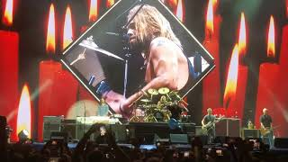Foo Fighters Intro With Guest Appearances by Billy Idol and John Travolta